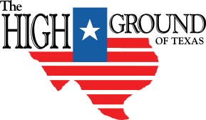 The High Ground of Texas logo