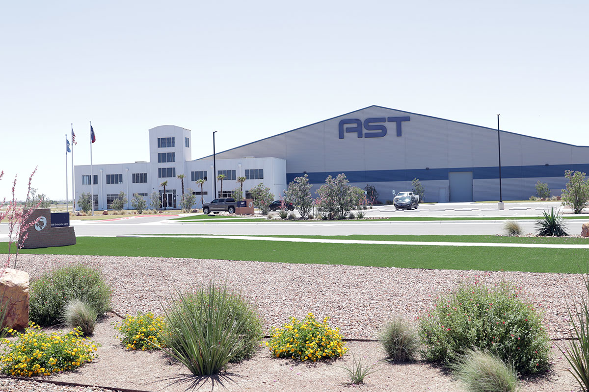AST Science Building